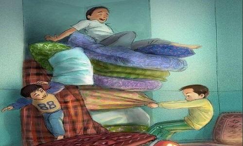 O günlere dönmek istediğimiz, çocukluğumuzu hatırlatan görüntüler