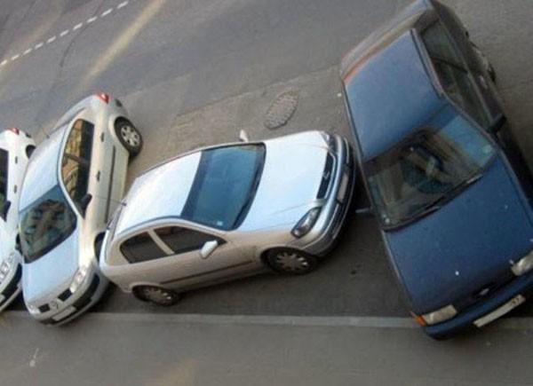 Araba Nasıl Park Edilemez?