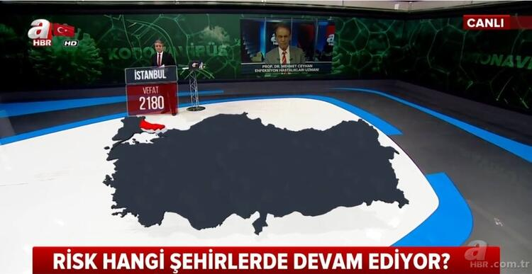 Türkiye'de Bir İlk: İl İl Hayatını Kaybedenlerin Sayısı Açıklandı.