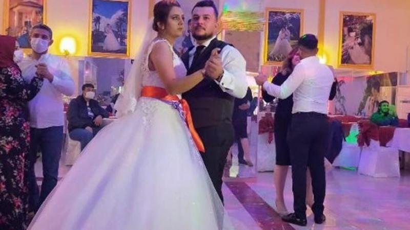 Yeni Gelin Korona Nedeniyle Düğününden 4 Gün Sonra Hayatını Kaybetti