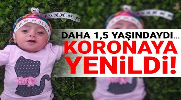 1.5 Yaşındaki Çocuk Korona Nedeniyle Hayatını Kaybetti