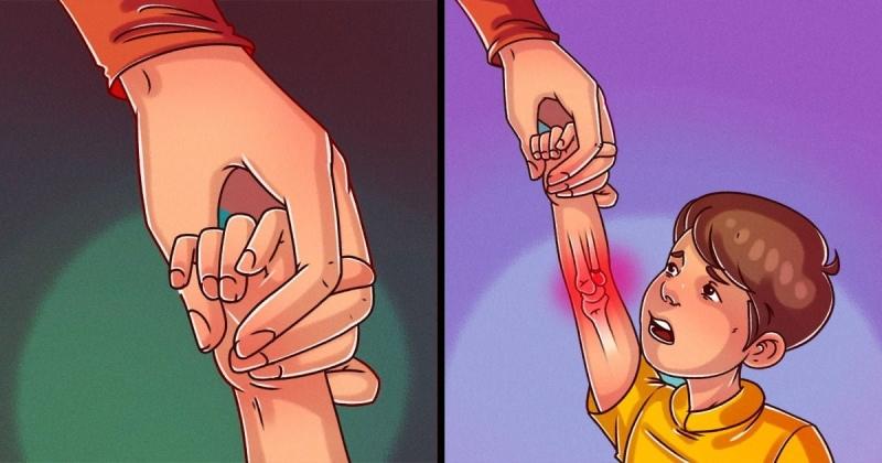 Çocuklarınızı Düşünüyorsanız Eğer Onu Sakın Böyle Tutmayın
