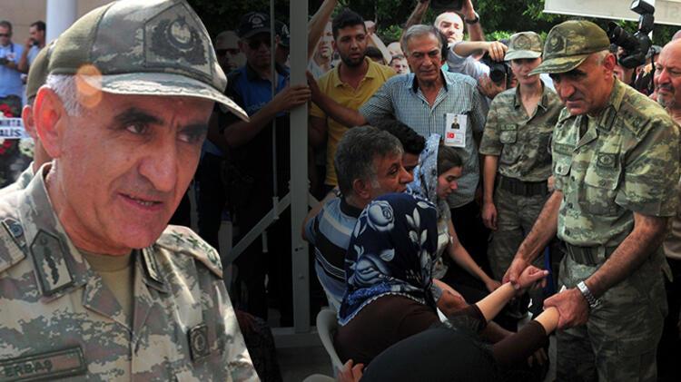 Şehit Korgeneral Erbaş'ın ablası kahreden detayı anlattı