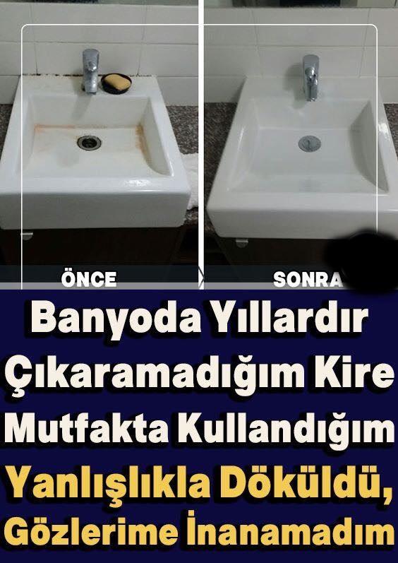 Banyo Temizliğinde Çığır Açacak Bir Fikir