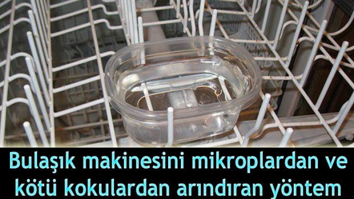 Bulaşık Makinesi Temizlemenin Püf Noktaları: Bu Yöntem Sayesinde Kötü Kokuyu Yok Edin