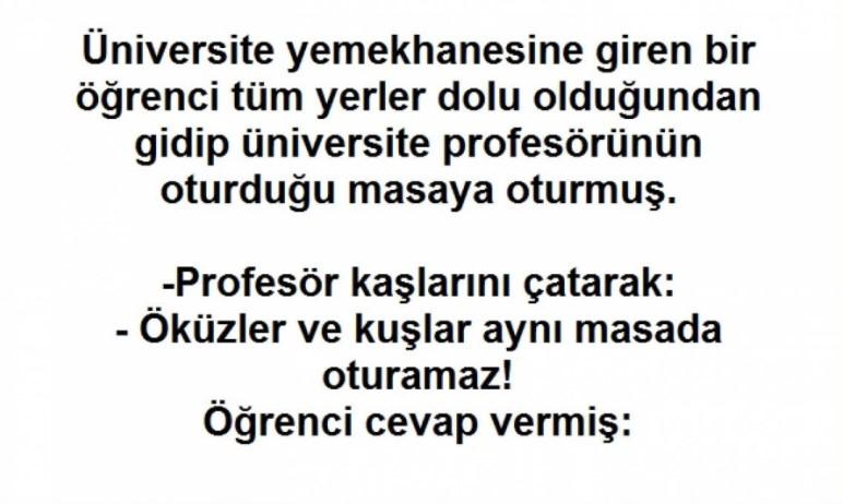 Öğrenciden Profesöre Tarihi Kapak