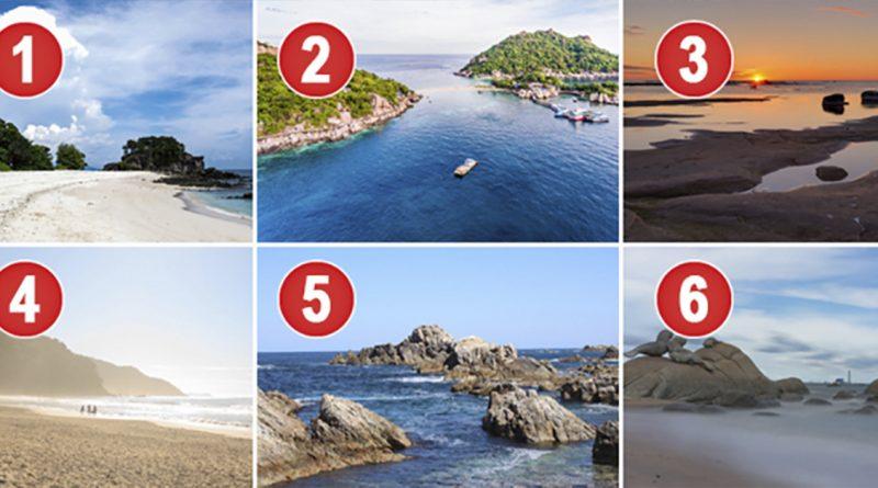 Tatiliniz İçin Hangi Sahili Seçerdiniz? Seçiminiz Kişiliğiniz Hakkında Çok Şey Ortaya Çıkarıyor