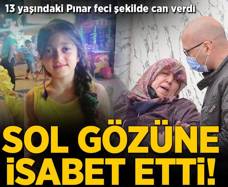 İftar sonrasında acı olay! 13 yaşındaki Pınar'ın kahreden ölümü