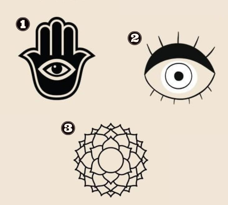 Bir sembol seçin ve yaşam amacınızın ne olduğunu öğrenin