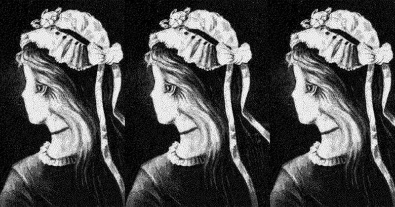 1888'de Çizilen Resimdeki Ayrıntıyı Kimse Fark edemiyor İki resmi de aynı anda görebiliyor musunuz? O zaman linke tıklayınız