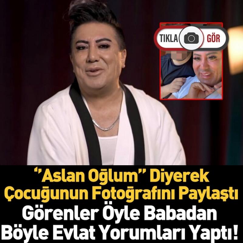 """Murat Övüç'ün oğlu: """"Hem analık hem babalık yaptın bize"""""""