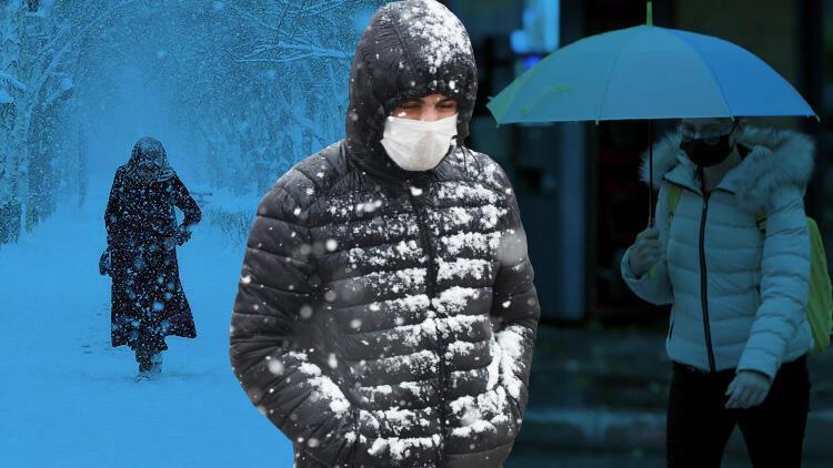 Meteorolojiden Uyarı: Kar Geliyor, Sıcaklıklar 12 Derece Birden Düşecek