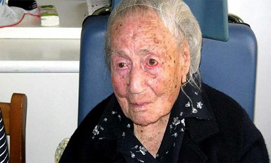 116 Yaşındaki Yaşlı Kadına Sağlığını Ve Uzun Ömrünü Neye Borçlu Olduğu Soruldu: Cevabı Herkesi Şaşırttı