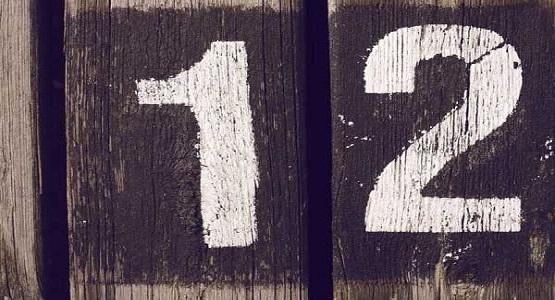 12 SAYISININ GİZEMİ