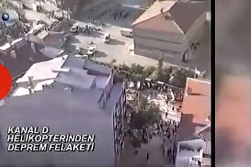 17 Ağustos depreminin 21'inci yılında tüyler ürperten ve kahreden görüntüler ortaya çıktı