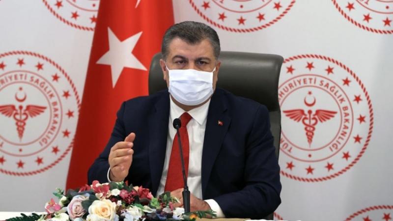 28 Ekim Türkiye Koronavirüs Tablosunu Bakan Koca Açıkladı