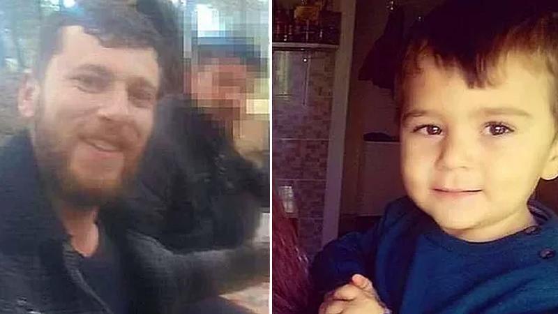 4 Yaşındaki oğlunu öldürdü, tahliye edildi