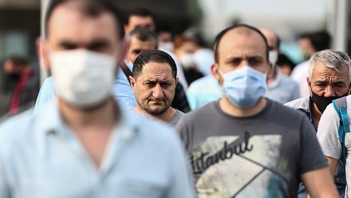 48 İle Maskesiz Sokağa Çıkma Yasağı Geldi: İşte Maskesiz Dışarı Çıkmanın Cezası