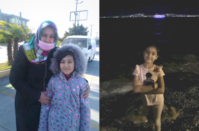 9 yaşındaki Nurefşan boğularak hayatını kaybetti