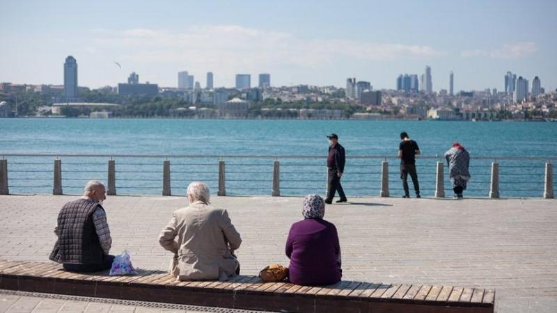 Ankara ve  İstanbul'da 65 yaş ve üstüne yeni kısıtlamalar