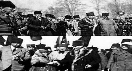 ATATÜRK VE ABDİTOLLU HACI HÜSEYİN! (Atatürk'ten çok güzel bir anı)