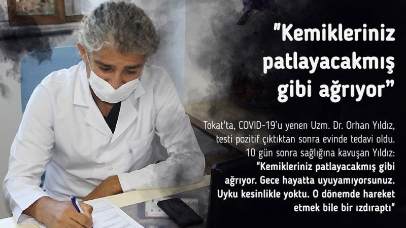 Bakan Fahrettin Koca Hastalığı Yenen Bir Doktorun Yazısını Paylaştı