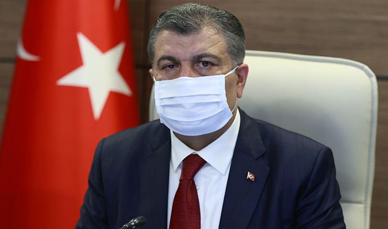 Bakan Fahrettin Koca açıkladı: Karşımızda artık iki virüs var