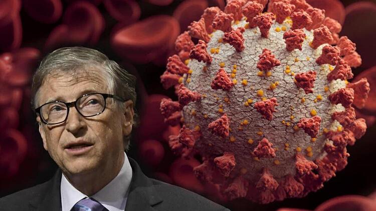 Bill Gates'ten Kovid-19 aşısı açıklaması