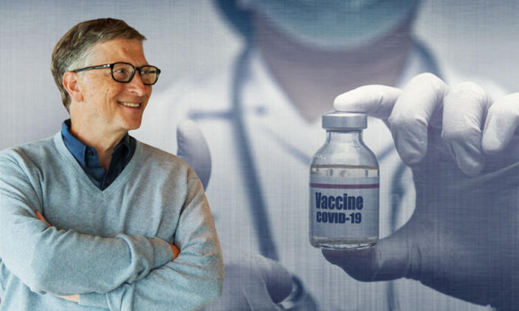Bill Gates'ten şaşkınlık yaratan aşı açıklaması