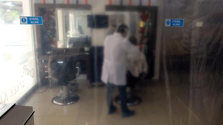 Son Dakika: Bir İlimizde 26 Berberin Testi Pozitif Çıktı