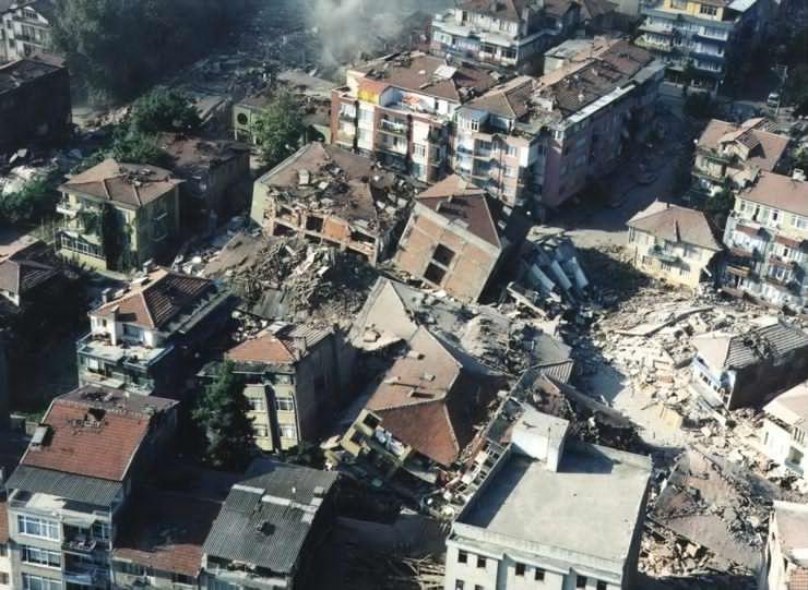 Büyük İstanbul Depremi İçin Korkutan Rapor