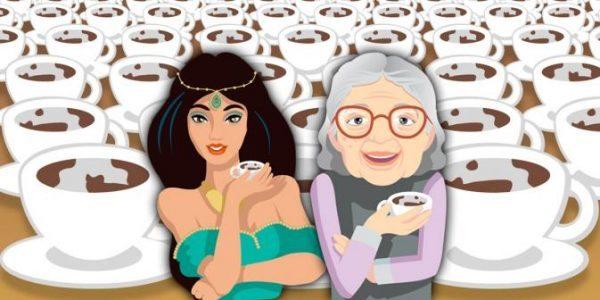 Cep telefonundan kahve falı baktıranlar dikkat!