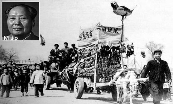Çin'in Komünist diktatörü