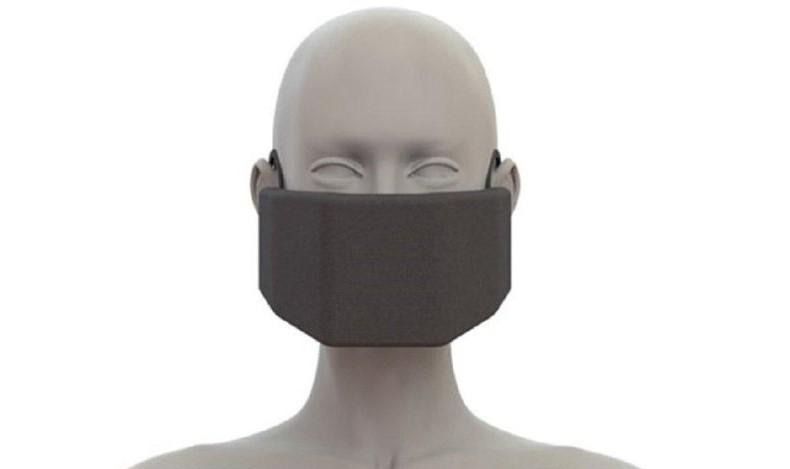Coronavirüsü Öldüren Maske Tasarlandı