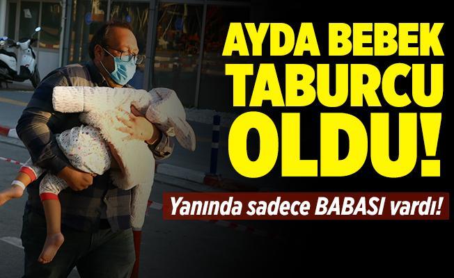 Depremde Mucize Eseri Saatler Sonra Kurtulan Ayda Bebek Taburcu Oldu: Ayda'nın Görüntüsü Herkesi Üzdü