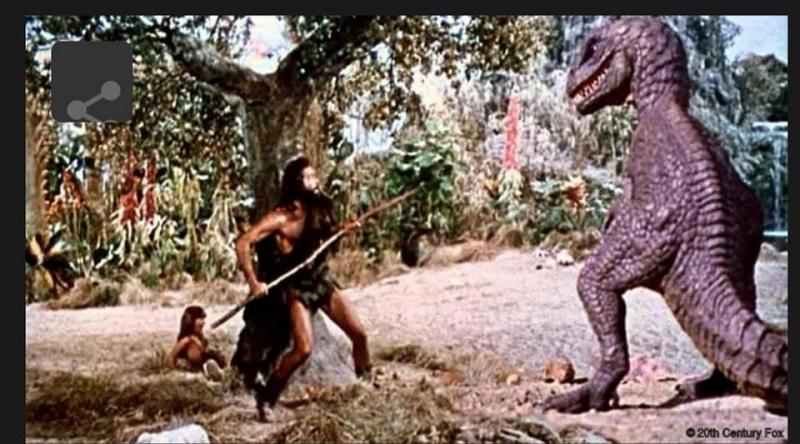 Dinozorların günümüzden yaklaşık olarak 65 milyon yıl önce gezegende yaşadığına inanılıyor.