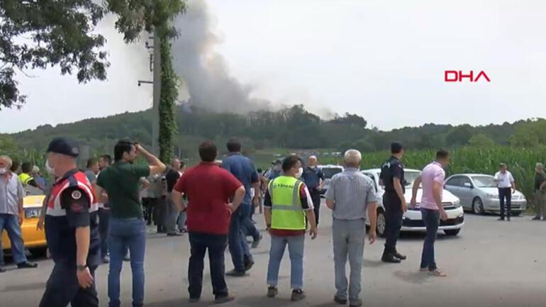 Fabrikada Büyük Patlama: İçeride 150-200 Civarı Çalışan Bulunuyor: Çok Sayıda Yaralı Dışarı Çıkarıldı