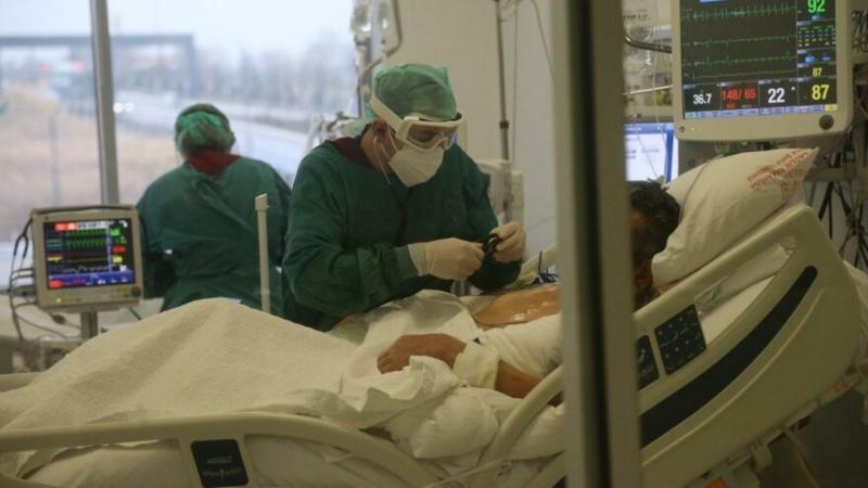 Günlük Vaka Sayısı Sağlık Bakanlığı Tarafından Açıklandı