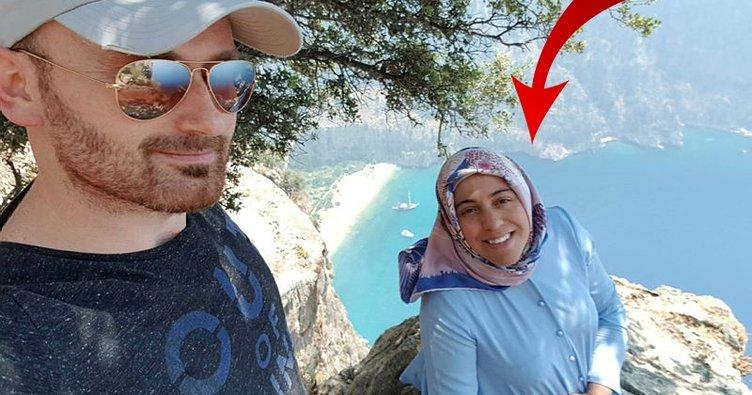Hamile eşini 300 metreden uçuruma attı! Katil kocanın korkunç planı O tatile giderken...