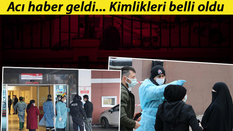 Hastanede patlama! 8 hasta hayatını kaybetti...Ölenlerin kimlikleri belli oldu