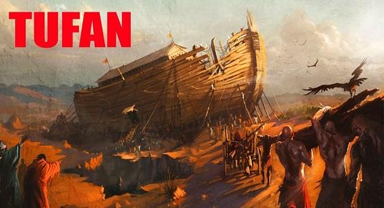 Hz. Nuh, Tufan ve Sümerler