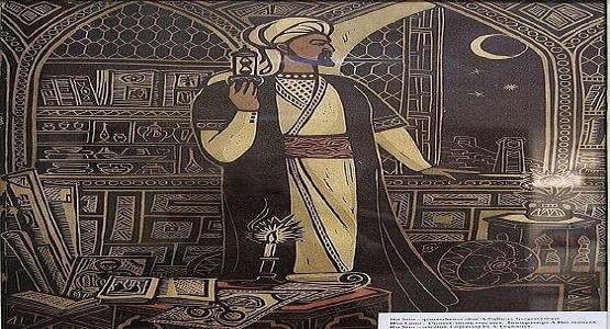İbn-i Sina döneminin ilmini tahsil ederken hiçbir zorluk çekmemiştir.