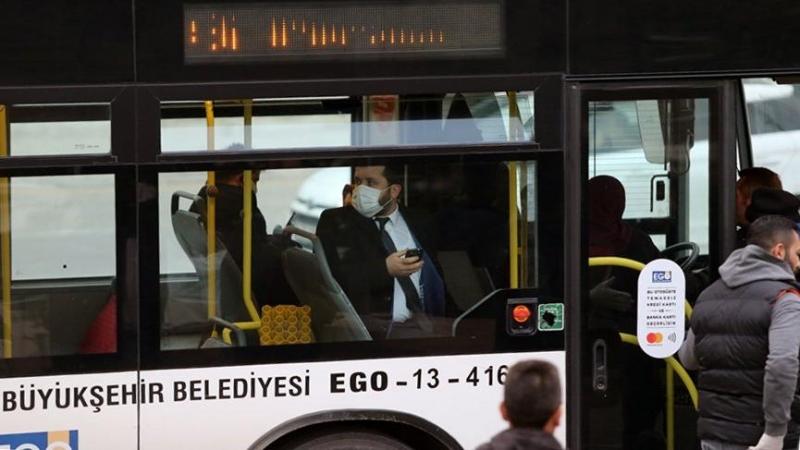 İçişleri'nden toplu taşıma genelgesi: Yolcu taşıma kapasitesinin yüzde 50'si oranında yolcu kabul edileceği yönündeki talimat kaldırıldı
