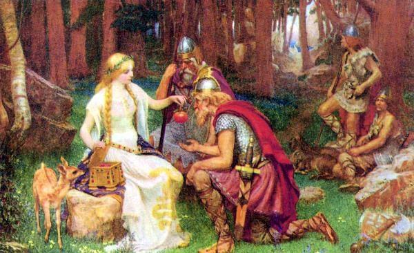 İdun'un Elmalarının Çalınması...