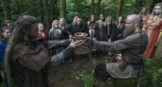 İlginç Ve Vahşi Viking Ritüelleri