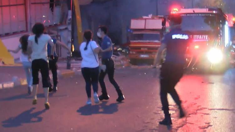 İstanbul'da Sabah Saatlerinde Korkutan Patlama: Yaralılar Var