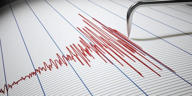 İzmir'de Son Dakika Korkutan Deprem