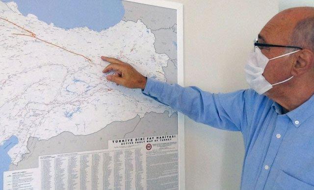 Karadeniz'de gizli fay tehlikesi! Deprem uzmanı haritada o noktayı gösterdi