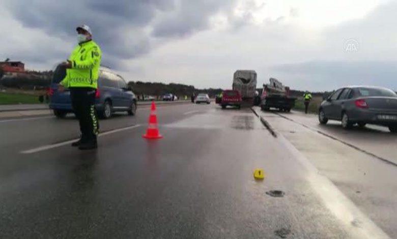 Korkunç Kaza Sonucu Çok Sayıda Ölü Ve Yaralı Var