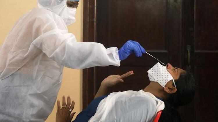 Korkunç Olay! Corona İçin Sürüntü Testi Yapılırken, Kadının Kafatası Delindi